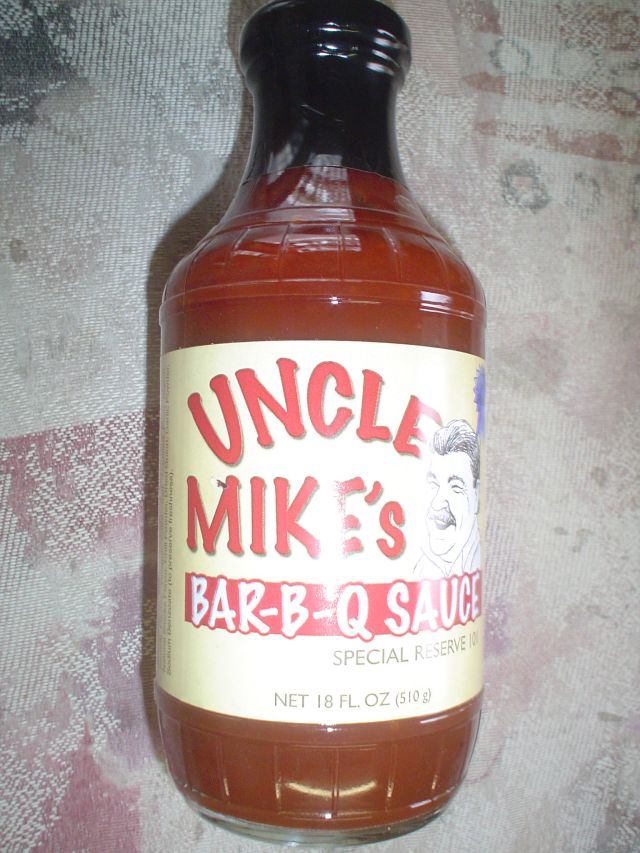 Uncle Mike's BBQ Sauces