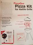 Pizza Que Pizza Kit for Kettle Grills