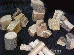 Wood Chunks Mesquite (by the pound)
