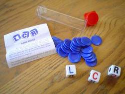 LCR (Dice Game)