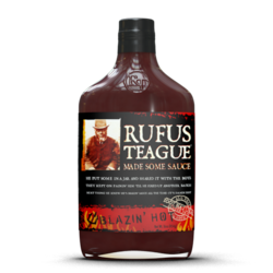 Rufus Teague Blazin' Hot Sauce (16 oz.)