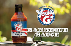 Young G's Barbecue Sauce (15oz)