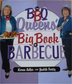Big Book of Barbecue by the BBQ Queens' (Adler
