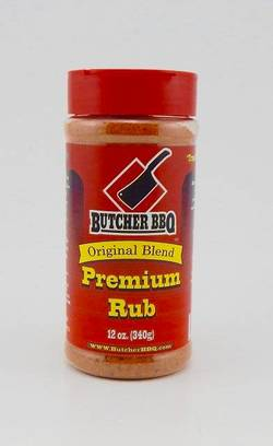 Butchers BBQ Premium BBQ Rub (12 oz)