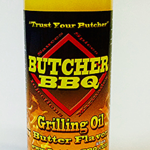 Butcher BBQ Grilling Oil