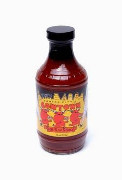 Cowtown Barbeque Sauce (16 oz.)