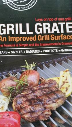 Grill Grate 17.375