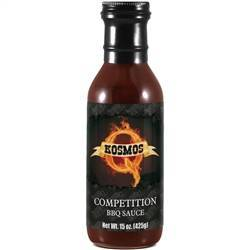 Kosmo Q Competition BBQ Sauce (15 oz.)