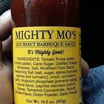 Mighty Mo's Gourmet Barbecue Sauce (14.5 oz.)