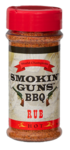 Smokin Guns BBQ Hot Rub (7oz.)