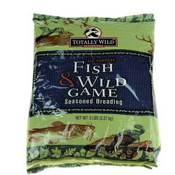 Totally Wild Fish and Game Breading (8 oz.)
